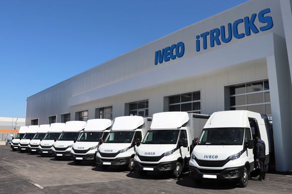 IVECO Daily - ван и шаси